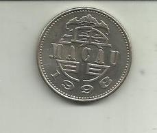 1 Pataca 1998 Macau - Macao