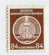 DDR- 2932  DDR 1954  Mi.# 17x* ( Cat.€7.50) - [6] République Démocratique