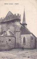 23-BONNAT-  L'Eglise  Ecrite --Editeur Vv. COFFIN- (16/4/20) - Frankrijk