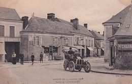 D72  Circuit De La Sarthe 1906 Sortie De  CONNERRÉ - Connerre
