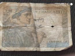 Billet De 10 Francs  Mineur - 1871-1952 Circulated During XXth