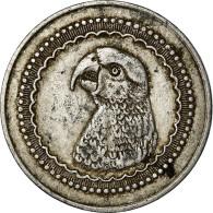 Monnaie, Madagascar, Société Des Mines D'Or, Andavakoëra, 1 Franc, TB - Noodgeld