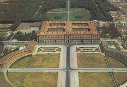 (C187) - CASERTA - Palazzo Reale, Veduta Aerea - Caserta