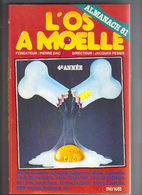 L'Os à Moëlle.Almanach 1981 - Other