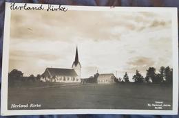 Norway 1928 Herland Kirke - Norway