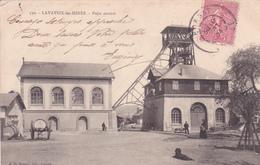 23-LAVAVEIX-les-MINES - PUITS CENTRAL - Edit. : A. De NUSSAC - Ecrite Sept. : 1904 - (16/4/20) - Frankrijk