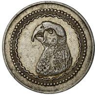 Monnaie, Madagascar, Société Des Mines D'Or, Andavakoëra, 1 Franc, TTB - Noodgeld