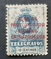 Maroc Espagnol - Marruecos - 1917 - N° 10 Neuf** - TB - Spanisch-Marokko