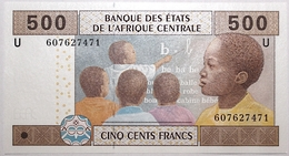 Cameroun - 500 Francs - 2002 - PICK 206Ua.4 - NEUF - États D'Afrique Centrale