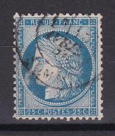 D148 /  LOT CERES N° 60 OBL / VARIETE TACHE MEDAILLON - 1871-1875 Cérès