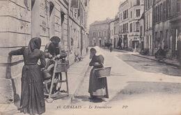 Chalais - Le Rémouleur - Vieux Métier - 1915 - France