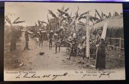 Congo Caravane De Caoutchouc - Congo Belge - Autres