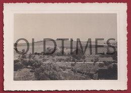 PORTUGAL - ALFANDEGA DA FE - VISTA GERAL - 1940 REAL PHOTO - Lieux
