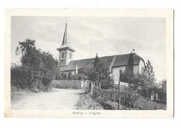CHALLEX (01) Vue De L'église - Other Municipalities