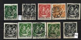 ALLEMAGNE Bavière:  Lot De TP   Obl. CAD - Used Stamps