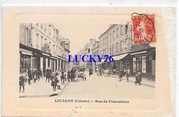 Livarot Rue De Vimoutiers - Livarot