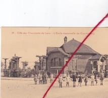 CP 62 - AVION    - Cité Des Cheminots De LENS - L'école Maternelle De Courty-Guy - France