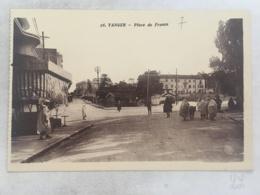 CPA MAROC - TANGER - 26 -  Place De France - Tanger