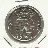 2.5 Escudos 1970 Timor - Timor