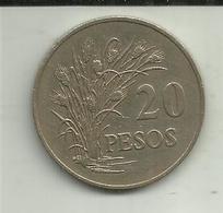 20 Pesos 1977 Guiné Bissau - Guinea Bissau