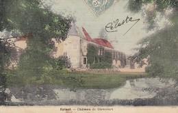 Epinal Chateau De Girecourt - Epinal