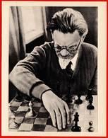 Mikhail 1975 Kalinin Jeu D'échecs Joueur D'échecs Président De L'URSS Révolutionnaire Bolchevique - Schach