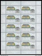 Bund  Michel #  Kleinbogen *** 1913  UNESCO - Ungebraucht