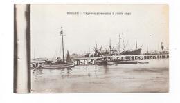 PORTUGAL BISSAU    VAPORES ATRACADOS - Guinea-Bissau