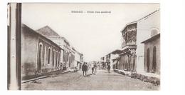 PORTUGAL BISSAU   UMA RUA CENTRAL - Guinea-Bissau