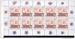Bund  Michel #  Kleinbogen *** 1966  UNESCO - BRD