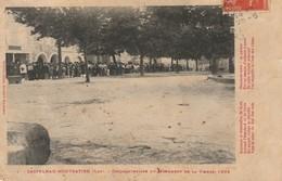 Castrlnau Montratier   Cinquantenaire Du Monument  De La Vierge 1908 Lot De Deux Cartes - France