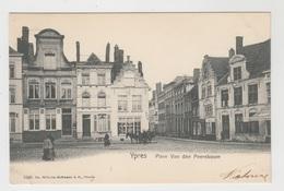 Ypres  Ieper  Place Van Den Peereboom  Edit Hoffmann N° 4340 - Ieper