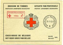 Carnet Croix Rouge De 1953.  914A. Cote 100+euros - Belgique