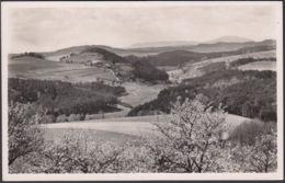 AK Blick Von Kortschen Ins Daubaer Bergland Sudetenland, Ungelaufen - Sudeten
