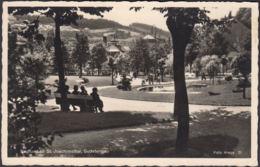 AK St.Joachimstal Parkpartie Sudetengau, Ungelaufen - Sudeten