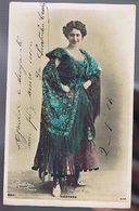 Artiste 1900-Guerrero - Photo Reutlinger - Strass - Dance