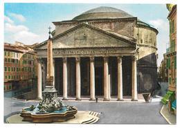 ROMA - Il Pantheon - Le Panthéon - The Pantheon - Plurigraf Terni N° 207 - Panthéon
