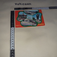 C-90300 SALUTI DA FIUMICINO AEROPORTO PANORAMA VARIE VEDUTE - Fiumicino