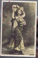 Artiste 1900- Tylma - Opera Comique - Photo Reutlinger - Strass - Danza