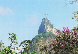 Brésil Rio De Janeiro Vista Do Corcovado Do Paradouro Dona Marta (2 Scans) - Rio De Janeiro