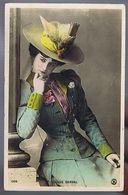 Artiste 1900-Louise Derval  Photo Paul Boyer - Theater