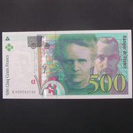 500 Francs Pierre Et Marie Curie 1998, Pr.Neuf - 1992-2000 Dernière Gamme