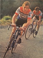 Postcard Robert Mintkewicz -  Gitane-Campagnol - 1976 - Ciclismo