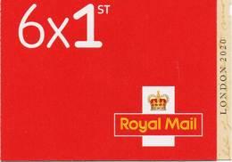 GREAT BRITAIN 2020 'London 2020' International Stamp Exhibition Booklet - Libretti