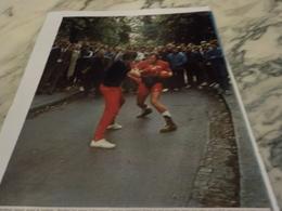 ANCIENNE PHOTO BOUTTIER ET ENTRAINEUR VIALAS 1972 - Pugilato