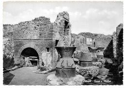 POMPEI - Forni Et Molini - Ditta R. Renza, Napoli - La Boulangerie Et Les Moulins - Baker's Shop And Mills - Pompei