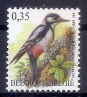 BELGIE * Buzin * Nr 3162 * Postfris Xx * HELDER FLUOR  PAPIER - 1985-.. Oiseaux (Buzin)