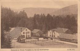 Restaurant Et Maison Forestière Du Col De Martimprey - France