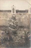 Martigny Les Bains - Tombe De François Auguste Emile Delhaye - (1895 - 1915) - Carte Photo - Autres Communes