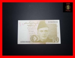 PAKISTAN 10 Rupees  2006  P. 45 A   UNC - Pakistan